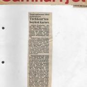 15 Mayıs 1994 Cumhuriyet