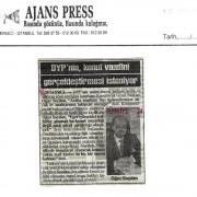 18 Aralık 1991 Türkiye