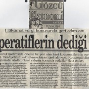 26 Ocak 1998 Gözcü
