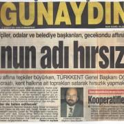 3 Ağustos 1996-1 Günaydın