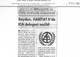 3 Mayıs 1996 Bizim Gazete