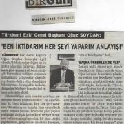 5 Kasım 2005  Birgün