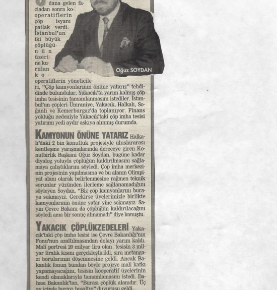 5 Mayıs 1993 Hürriyet