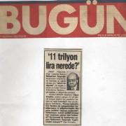 7 Haziran 1992 Bugün