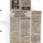 9 Aralık 1991 Gölge Adam